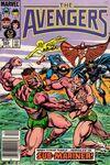 Avengers #262 comic books for sale