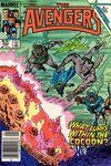 Avengers #263 comic books for sale