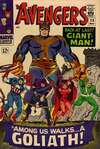 Avengers #28 comic books for sale