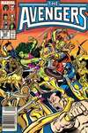 Avengers #283 comic books for sale