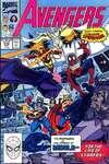 Avengers #316 comic books for sale