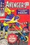 Avengers #35 comic books for sale
