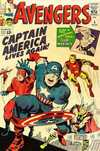 Avengers #4 Comic Books - Covers, Scans, Photos  in Avengers Comic Books - Covers, Scans, Gallery