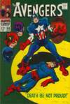 Avengers #56 comic books for sale