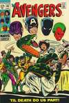 Avengers #60 comic books for sale