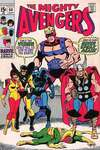 Avengers #68 comic books for sale