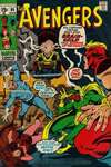 Avengers #86 comic books for sale