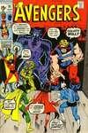 Avengers #91 comic books for sale