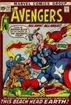 Avengers #93 comic books for sale