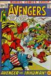 Avengers #95 comic books for sale