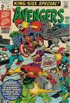 Avengers #4 comic books for sale