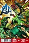 Avengers A.I. Comic Books. Avengers A.I. Comics.
