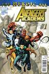 Avengers Academy comic books