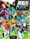 Avengers Anniversary Magazine comic books