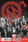 Avengers Arena comic books