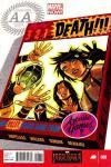 Avengers Arena #8 comic books for sale