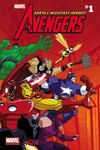 Avengers: Earth's Mightiest Heroes Reader # comic book complete sets Avengers: Earth's Mightiest Heroes Reader # comic books