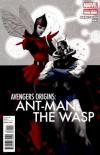 Avengers Origins: Ant-Man & The Wasp comic books