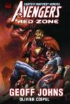 Avengers: Red Zone - Hardcover #1 comic books for sale