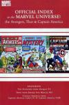 Avengers Thor & Captain America: Official Index to the Marvel Universe # comic book complete sets Avengers Thor & Captain America: Official Index to the Marvel Universe # comic books