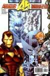 Avengers/Thunderbolts #4 comic books for sale