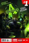 Avengers Undercover comic books
