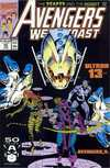 Avengers West Coast #66 comic books for sale