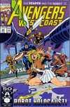 Avengers West Coast #68 comic books for sale