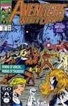 Avengers West Coast #75 comic books for sale
