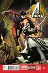 Avengers World #3 comic books for sale