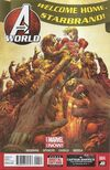 Avengers World #4 comic books for sale