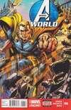 Avengers World #6 comic books for sale