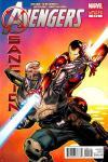 Avengers X-Sanction #2 comic books for sale