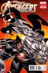 Avengers X-Sanction #4 comic books for sale
