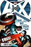 Avengers vs. X-Men Program Comic Books. Avengers vs. X-Men Program Comics.