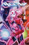Axcend #4 comic books for sale