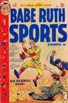 Babe Ruth Sports Comic Books. Babe Ruth Sports Comics.
