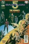 Babylon 5 #4 comic books for sale