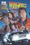 Back to the Future comic books