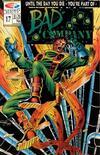 Bad Company #17 comic books for sale