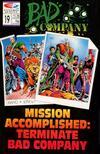 Bad Company #19 comic books for sale