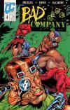Bad Company #4 comic books for sale