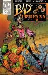 Bad Company #5 comic books for sale