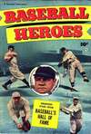 Baseball Heroes #1 comic books for sale