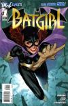 Batgirl comic books