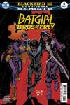 Batgirl and the Birds of Prey #8 comic books for sale