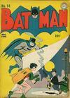 Batman #14 Comic Books - Covers, Scans, Photos  in Batman Comic Books - Covers, Scans, Gallery