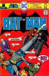 Batman #273 comic books for sale