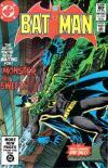 Batman #344 comic books for sale