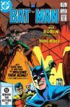 Batman #348 comic books for sale